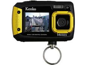 ケンコー・トキナー/防塵・防水・耐衝撃デジタルカメラ/DSCPRO14