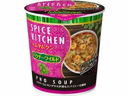 日清食品/スパイスキッチン トムヤムクンフォースープ パクチーワイルド 27g