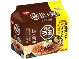 日清食品/日清ラ王 担々麺 5食パック