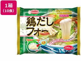 エースコック/(袋)Pho・ccori気分 鶏だしフォー 10食セット