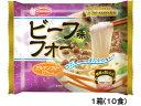 エースコック/(袋)Pho・ccori気分 ビーフ味フォー 10食セット