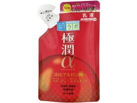 ロート製薬/肌ラボ 極潤α ハリ乳液 つめかえ用