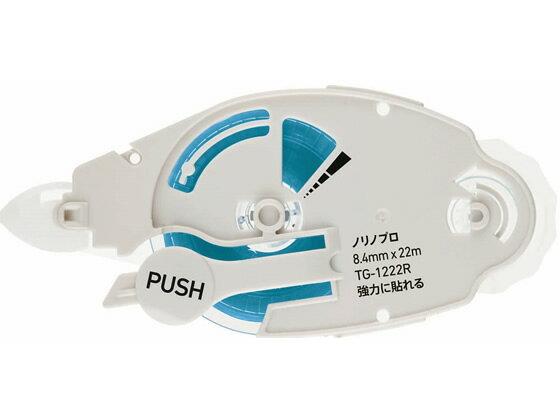 プラス/テープのり ノリノプロ 強力に貼れる 詰替 TG-1222R