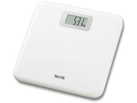 タニタ/デジタルヘルスメーター ホワイト/HD661WH