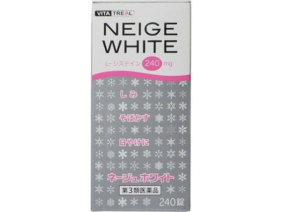 【第3類医薬品】薬)寧薬化学工業/ビタトレール ホワイト 180錠
