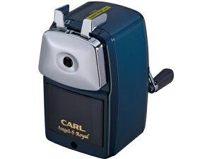 カール事務器/手動鉛筆削り エンゼル5 ロイヤル ブルー/A5RY-B