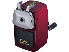 カール事務器/手動鉛筆削り エンゼル5 ロイヤル レッド/A5RY-R