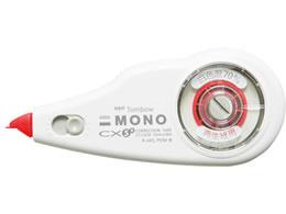 トンボ鉛筆/修正テープモノCX 再生紙 5mm/CT-CX5R