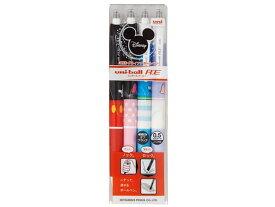 三菱鉛筆/ユニボールR:E 0.5mm ディズニー4柄セット/URN200D054C