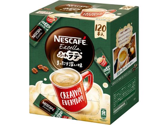 ネスレ日本/ネスカフェ エクセラ ふわラテ まったり深い味 120本
