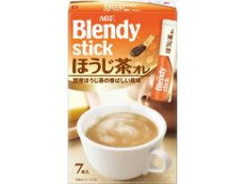 AGF/ブレンディ スティック ほうじ茶オレ 7本