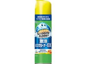ジョンソン/スクラビングバブル激泡バスクリーナーEX 570ml