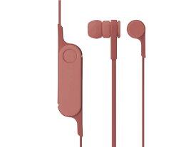 エレコム/Bluetoothワイヤレスイヤホン bund フロストレッド