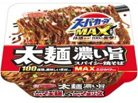 エースコック/スーパーカップMAX 大盛り 太麺濃い旨スパイシー焼そば