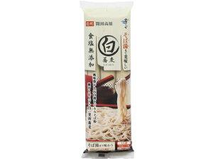 はくばく/そば湯までおいしい蕎麦 白 270g/29088