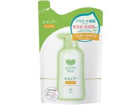 牛乳石鹸/カウブランド 無添加 シャンプーしっとり 詰替380ml