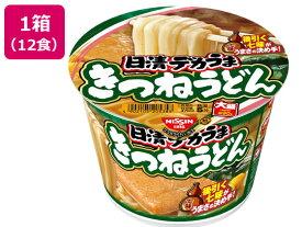 日清食品/日清デカうま きつねうどん 106g×12食