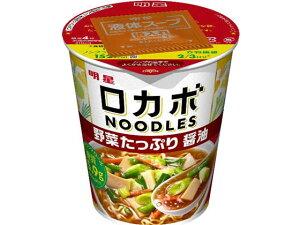 明星食品/ローカーボNOODLES 鶏がら醤油 57g