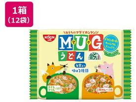 日清食品/日清マグうどん 4食×12袋