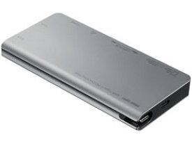 サンワサプライ/USB Type-C ドッキングハブ/USB-3TCH13S