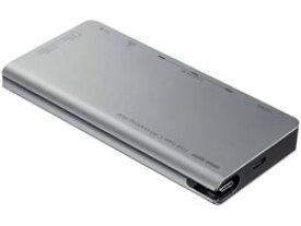 サンワサプライ/USB Type-C ドッキングハブ/USB-3TCH14S
