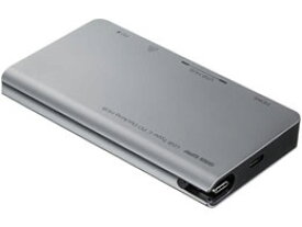 サンワサプライ/USB Type-C ドッキングハブ/USB-3TCH15S