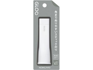 【お取り寄せ】コクヨ/スティックのり 四角 しっかり貼る S 20個/タ-G301-1P