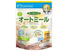 日本食品製造/オーガニックピュアオートミール 260g/0110070