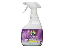 【お取り寄せ】ミマスクリーンケア/緑の魔女 トイレ用洗剤 泡タイプ 本体 450ml