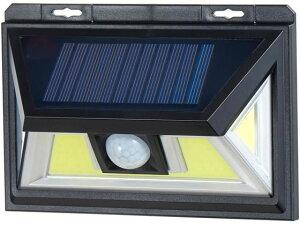 エルパ LEDセンサーウォールライト ソーラー発電式 ESL-K102SL
