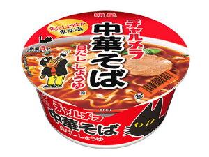 明星食品/チャルメラどんぶり 中華そば 貝だし醤油
