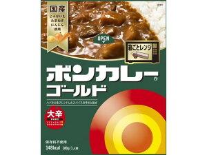 大塚食品 ボンカレーゴールド 大辛 180g