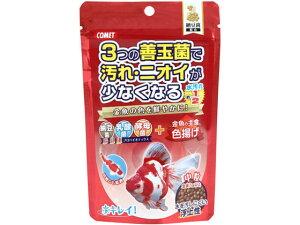 【お取り寄せ】イトスイ/金魚の主食 納豆菌色揚げ 中粒 90g