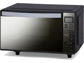 アイリスオーヤマ/電子レンジ フラットテーブル ミラーガラス 18L/MO-FM1804