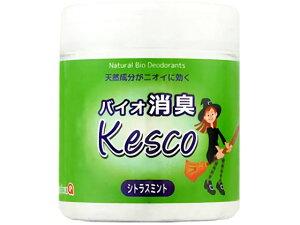 【お取り寄せ】丹羽久/魔法のバイオ消臭 ケスコ ゼリータイプ シトラスミント 165g