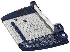 コクヨ/ペーパーカッターロータリー式 60枚切 チタン加工刃 A4/DN-TR603