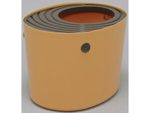 【お取り寄せ】アイリスオーヤマ/上から猫トイレ プチ オレンジ/PUNT-430