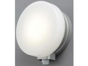【お取り寄せ】アイリスオーヤマ/乾電池式LEDセンサーライト ウォールタイプ 丸型 電球色