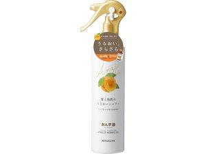 【お取り寄せ】柳屋本店/あんず油 髪と地肌のうるおいシャワー 195ml