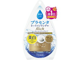 【お取り寄せ】アサヒグループ食品/素肌しずく リッチゲル 100g トータルエイジング