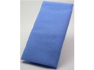 【お取り寄せ】アイセン/ナイロンタオル 100cm かため ブルー/BHN02
