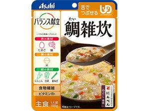 【お取り寄せ】アサヒグループ食品/バランス献立 鯛雑炊