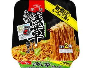 サンヨー食品/旅麺 浅草ソース焼きそば 109g