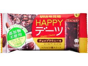 UHA味覚糖/HAPPYデーツ チョコブラウニー