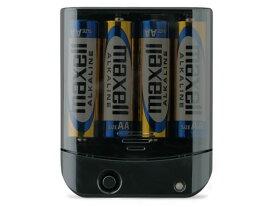 アイリスオーヤマ/防災用乾電池式携帯充電器/BC-K8
