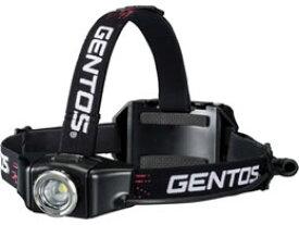 ジェントス/ヘッドライト Gシリーズ 500lm/GH-003RG