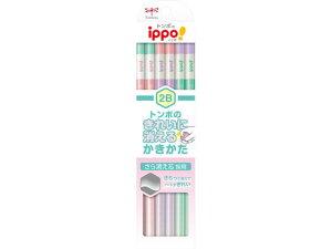 トンボ鉛筆/きれいに消えるかきかた 2B/KB-KSKW01-2B