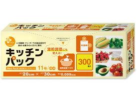 【お取り寄せ】オルディ/プラスプラスキッチンパック 11号 半透明 300枚