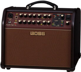 BOSS Acoustic Singer Live<ボス ギターアンプ>【RECOMMEND:三条本店STAGE】【店頭受取対応商品】