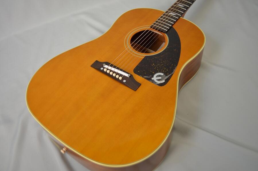Epiphone Elitist 1964 FT-79 Texan<エピフォン アコースティックギター>【RECOMMEND:三条本店STAGE】【店頭受取対応商品】